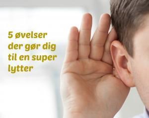 Aktiv lytning