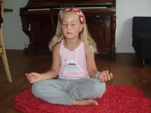 meditere børn